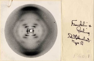 rosalind franklin, international womens day, woman power, woman scientists, photo 51