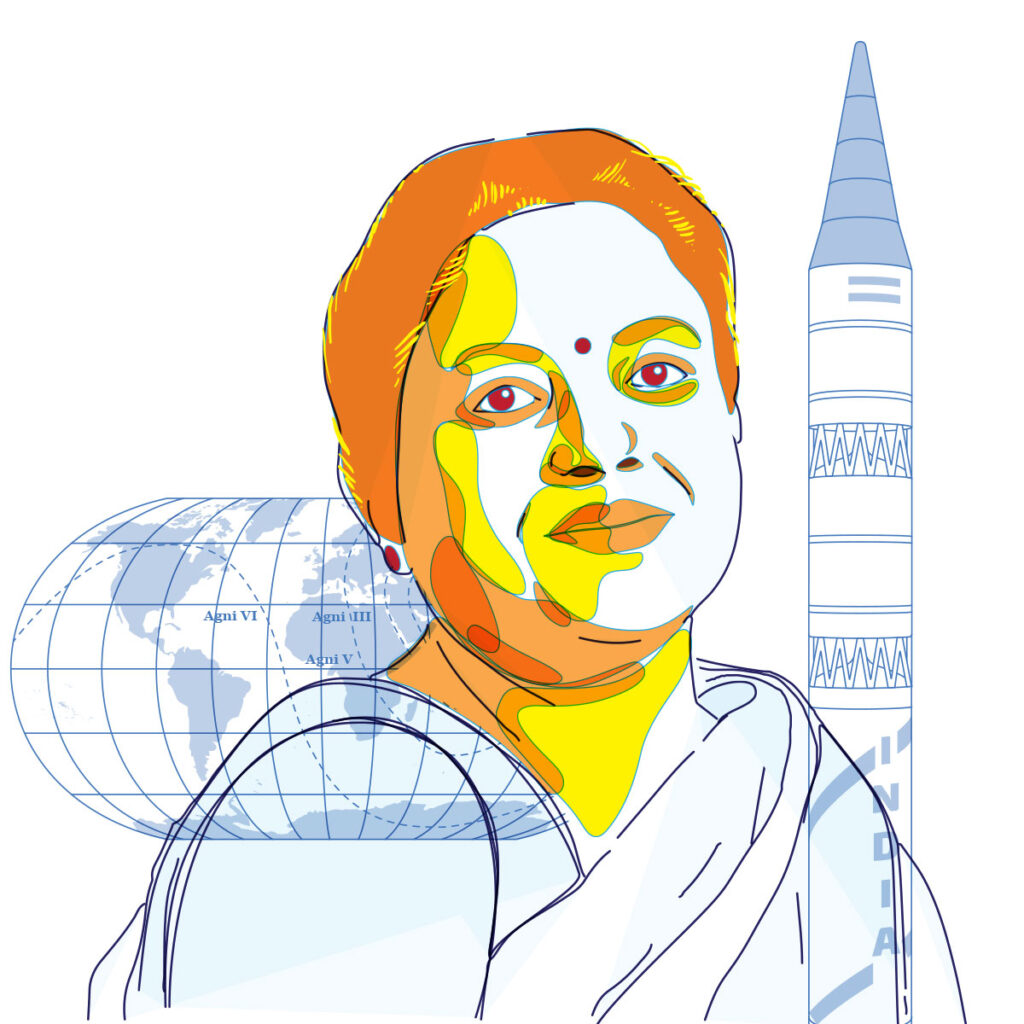 Empowered Divas, women empowerment, international womens day, empowered diva, divazthoughts, tessy thomas, missile woman of india, missle lady, agni putri
