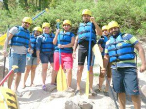 rafting, hrishikesh river rafting, camping, travel, solo trip, ganga river rafting